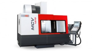 CNC Vertical Milling - Machining Centre